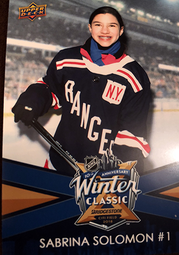 Sabrina-Solomon-kid-blogger-girl-hockey-fan-upper-deck-series-one-collector-5