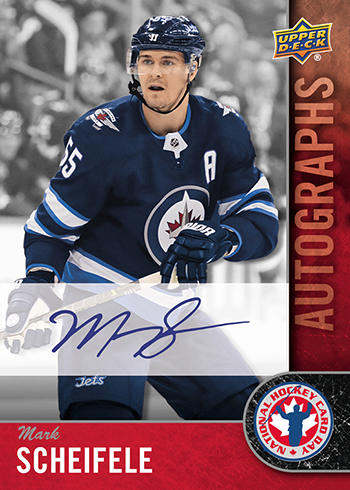 2018-National-Hockey-Card-Day-Autographs--Canada-Mark-Scheifele