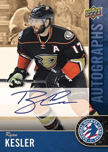 2018-National-Hockey-Card-Day-Autographs--USA-Ryan-Kesler