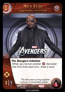 2018-upper-deck-vs-system-2pcg-marvel-mcu-battles-supporting-character-nick-fury