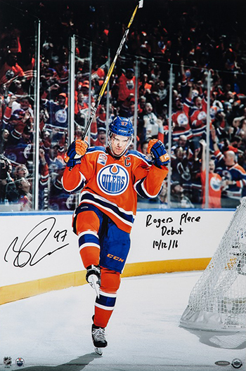 connor-mcdavid-autographed-inscribed-home-opener-88807