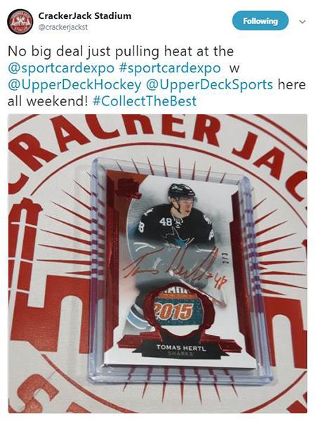 social-media-sport-card-memorabilia-expo-upper-deck-influencer-crackerjack