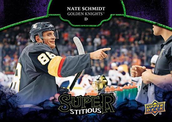 2017-18-Upper-Deck-Compendium-Superstitious-Stuperstition-S9-Nate-Schmidt-Front