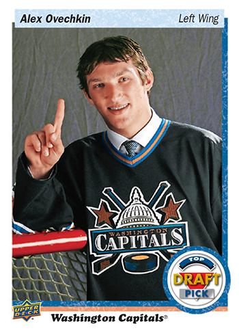2018-Upper-Deck-NHL-Draft-Set-Series-Three-41-Alex-Ovechkin