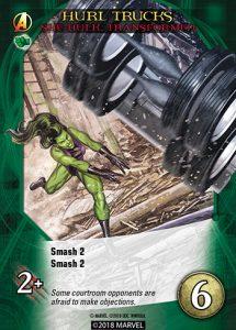 2018-upper-deck-legendary-marvel-world-war-hulk-hero-character-She-Hulk-Hurl-Trucks-2