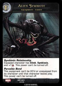 2018-upper-deck-vs-system-2pcg-marvel-spider-friends-equipment-token-alien-symbiote