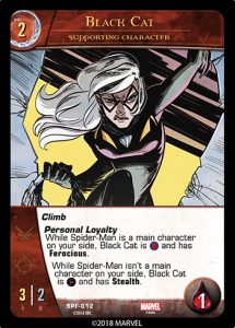 2018-upper-deck-vs-system-2pcg-marvel-spider-friends-supporting-character-black-cat