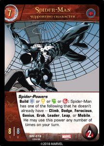 2018-upper-deck-vs-system-2pcg-marvel-spider-friends-supporting-character-spider-man