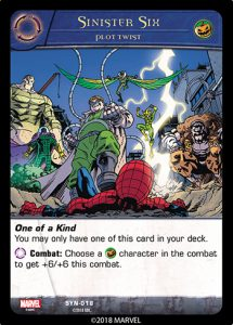 2018-upper-deck-vs-system-2pcg-marvel-sinister-syndicate-plot-twist-sinister-six