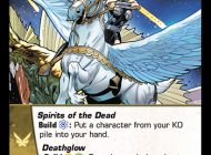 Vs. System 2PCG: The New Defenders Card Preview – Death Do Us Part?