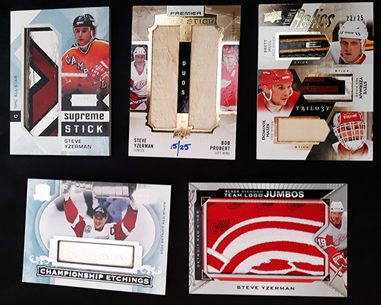 Upper-Deck-Steve-Yzerman-Featured-Collector-Cless-Memorabilia-Trading-Cards-NHL-Detroit-Red-Wingsjpg