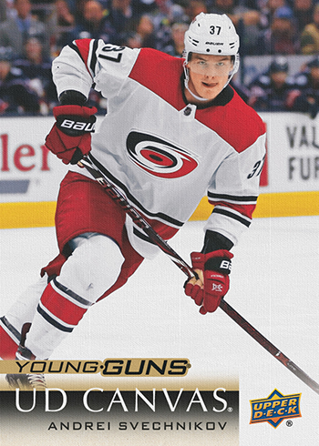 2018-19-upper-deck-series-one-canvas-young-guns-andrei-svechnikov