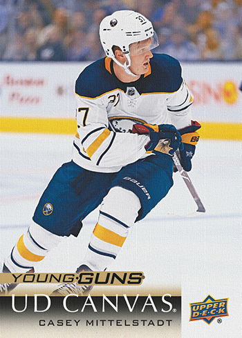 2018-19-upper-deck-series-one-canvas-young-guns-casey-mittelstadt