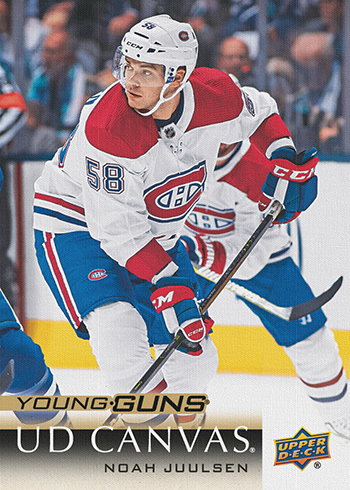 2018-19-upper-deck-series-one-canvas-young-guns-noah-juulsen