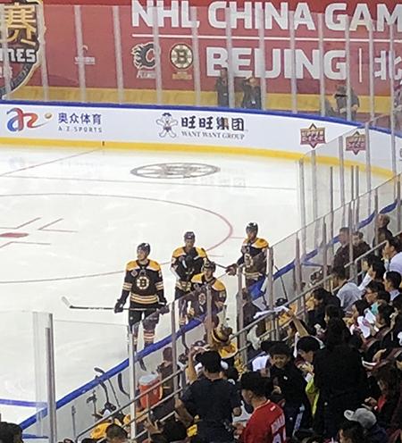 2018-nhl-china-games-upper-deck-boston-bruins-signage-rink-board