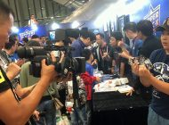 Upper Deck Brings Hockey Cards and Collectibles to Fans at the NHL® China Games