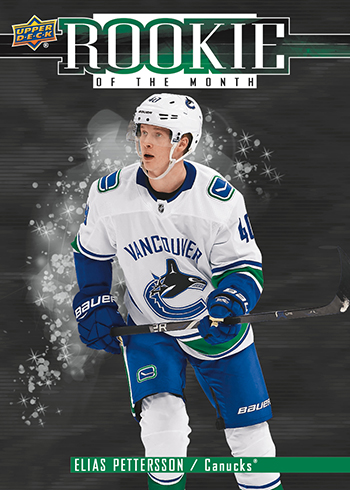 2018-19-nhl-upper-deck-game-dated-moments-elias-pettersson-rookie-of-the-month