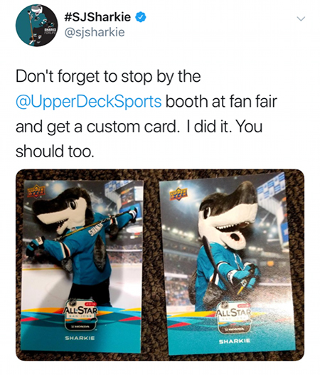 2019-nhl-all-star-fan-fair-upper-deck-sj-sharkie-p-card