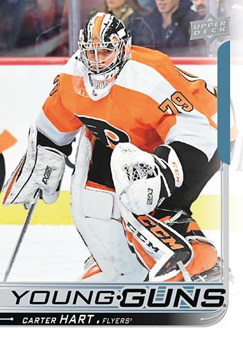 2018-19-NHL-Upper-Deck-Series-Two-Young-Guns-Carter-Hart