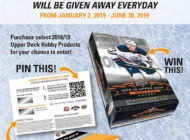 "Back By Popular Demand: Grosnor Distribution and Upper Deck Bring Back ""Pin It To Win It"" Promotion!"