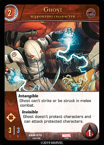 Vs System 2PCG Hammer Supporting Character Ghost