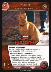 2-2019-upper-deck-marvel-vs-system-2pcg-mind-soul-supporting-character-goose