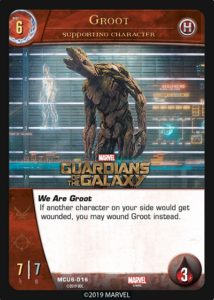 2-2019-upper-deck-marvel-vs-system-2pcg-space-time-supporting-character-groot