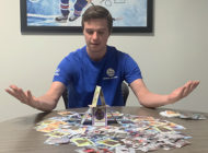 Upper Deck Card Stacking Challenge – Show Us Your Skills and Score!