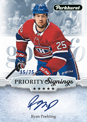 upper deck montreal l'anti expo hockey card show ryan poehling