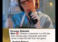 Vs. System 2PCG: The X-Files Battles Card Preview – Near-Death Experience
