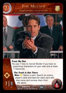 2019-upper-deck-fox-vs-system-2pcg-xfiles-battles-supporting-character-fox-mulder