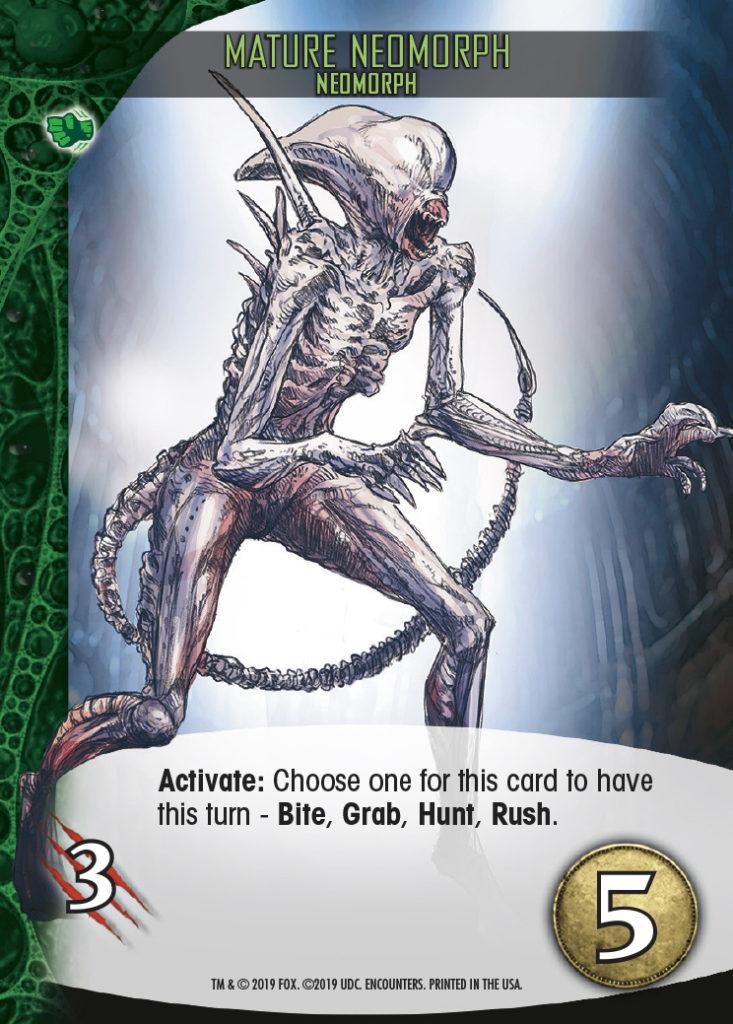 Legendary Encounters Alien Covenant Neomorph Mature Neomorph