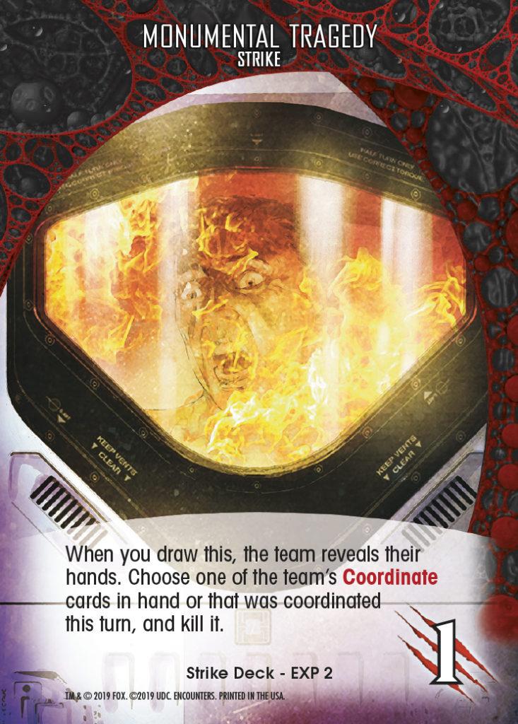 Legendary Encounters Alien Covenant Strike Monumental Tragedy