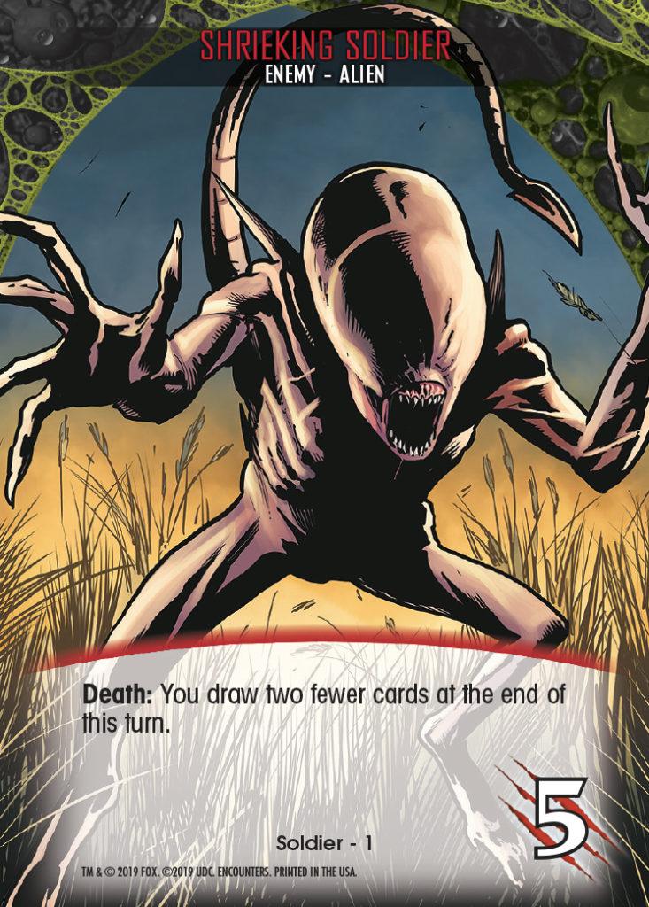 Legendary Encounters Alien Covenant Enemy-Alien Shriekine Soldier