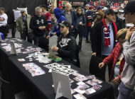 Upper Deck Rewards Collectors for their Support at the 2019 L'Anti Expo in Montreal