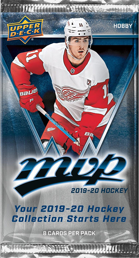 upper deck nhl mvp rookie redemption