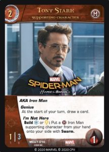 12-2020-upper-deck-marvel-mcu-vs-system-2pcg-friendly-neighborhood-supporting-character-tony-stark