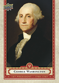 George Washington Presidential Packs