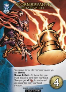 2020-upper-deck-marvel-legendary-heroes-asgard-hero-beta-ray-bill-stormbreaker