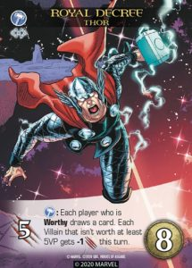 2020-upper-deck-marvel-legendary-heroes-asgard-hero-thor-royal