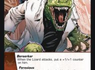 Vs. System 2PCG: Spidey-Foes Card Preview – Many (Un)Happy Returns