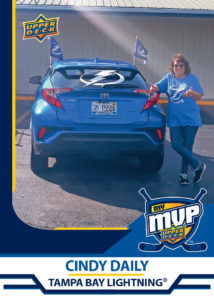 Cindy Daily - Tampa Bay Lightning - MyMVP
