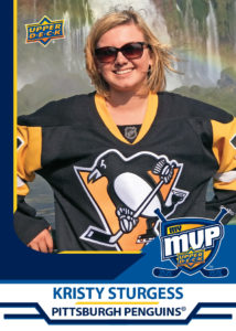 Kristy Sturgess - Pittsburgh Penguins - MyMVP