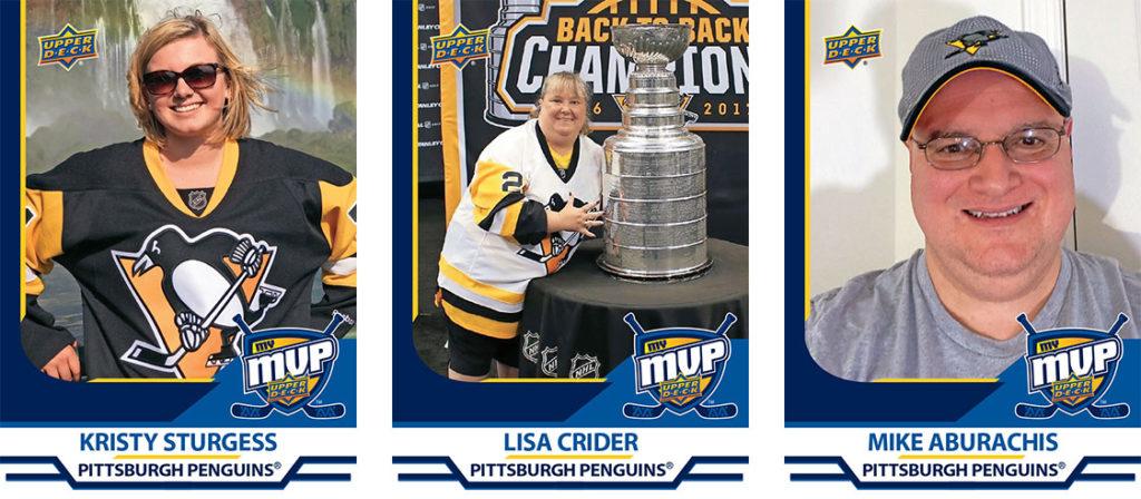 MyMVP Pittsburgh Penguins Team MVP Nominees