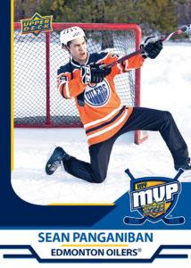 Sean Panganiban - Edmonton Oilers - MyMVP
