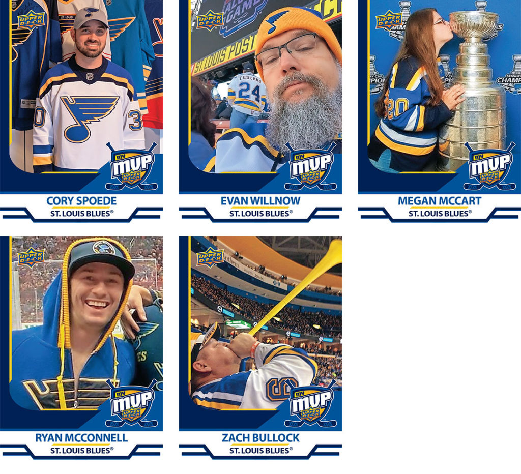 MyMVP St Louis Blues Team MVP Nominees