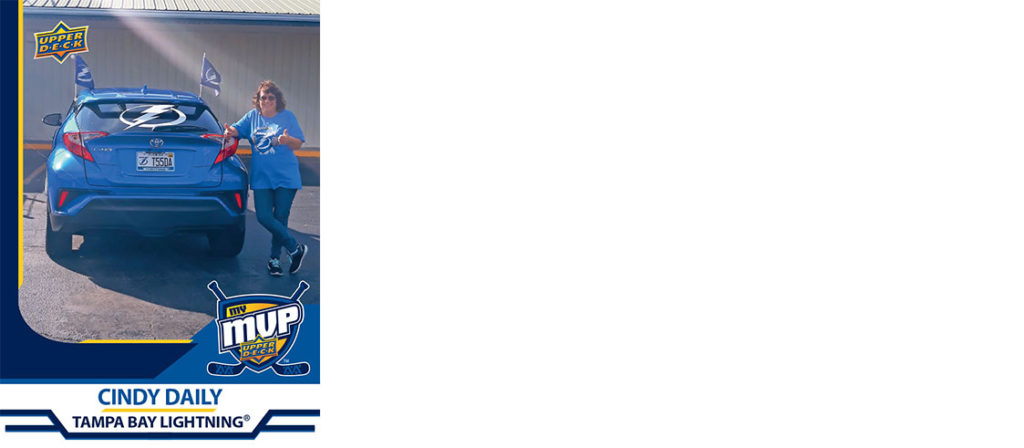 MyMVP Tampa Bay Lightning Team MVP Nominees
