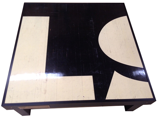 chicago bulls ultimate gift fan coffee table