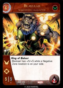 1-2020-upper-deck-marvel-vs-system-2pcg-fantastic battles-supporting-character-blastaar