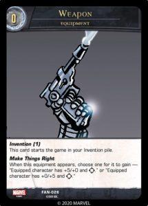 3-2020-upper-deck-marvel-vs-system-2pcg-fantastic battles-invention-weapon